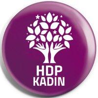 HDP Kadın twitter profile