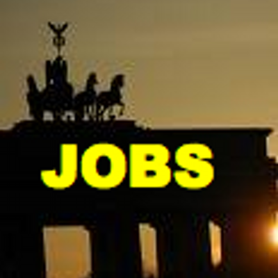 jobs in berlin jobsinberlin twitter. Black Bedroom Furniture Sets. Home Design Ideas