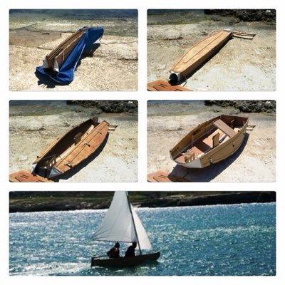 Paper8 Barca Pieghevole.Paper8 Pocket Boats On Twitter Paper8 Boat Intervistato