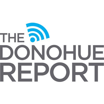 The Donohue Report on Twitter: