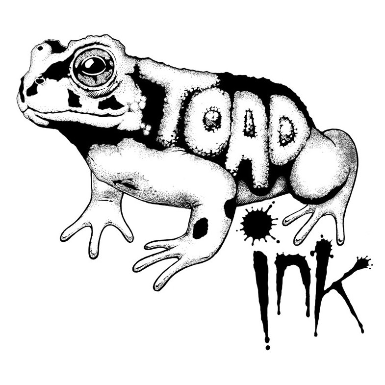 Toad Ink