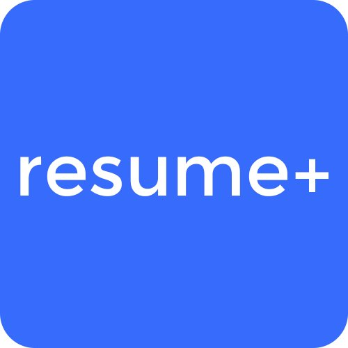 Resumeplus resumedotplusTwitter