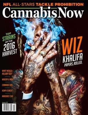 Taylor Gang Magazine Cover