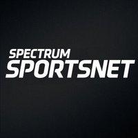 Spectrum SportsNet twitter profile