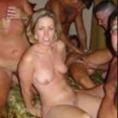 Orgies london