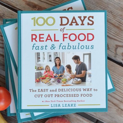 100 Days of RealFood | Social Profile