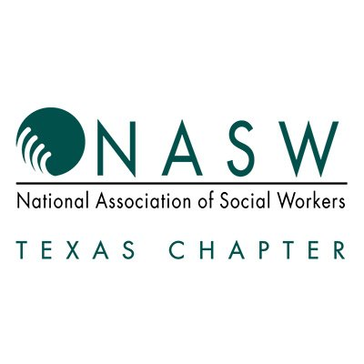 Image result for NASW Texas logo