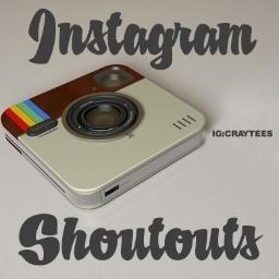 Instagram Shoutout (@IGShoutoutz) | Twitter