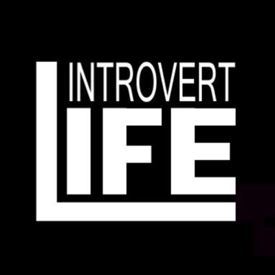 Introvert Life (@IntrovertLiving) | Twitter