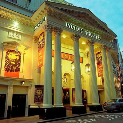 Image result for lyceum theatre