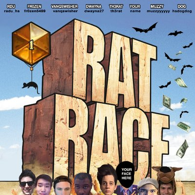 Rat Race Deutsch