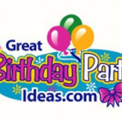 Birthday Party Ideas GreatBirthdays