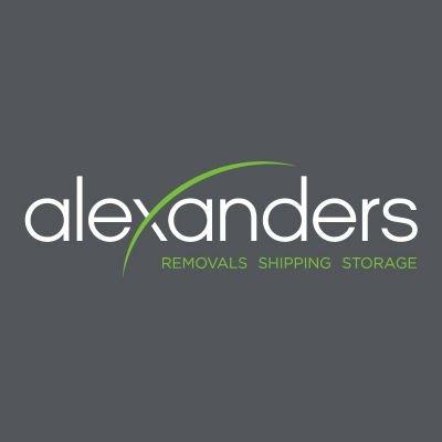 Logo de la société Alexanders Removals & Storage