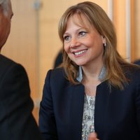 Mary Barra (@mtbarra )