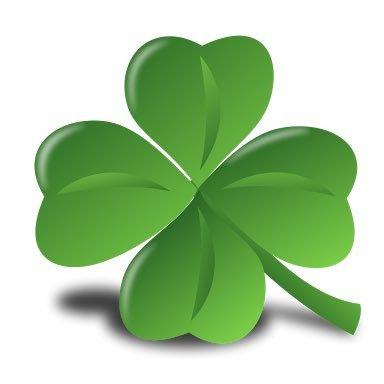 four leaf clover flower722 twitter