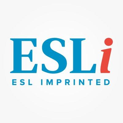 Image result for esl imprinted