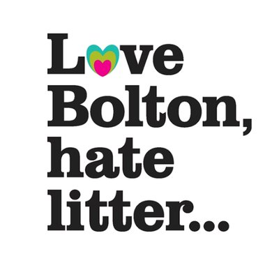 ❤ Bolton Hate Litter