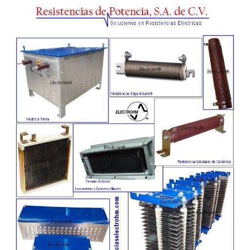 Electrohm Resistors