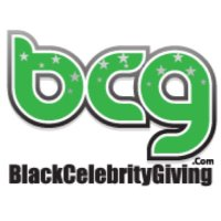 BlackCelebrityGiving | Social Profile
