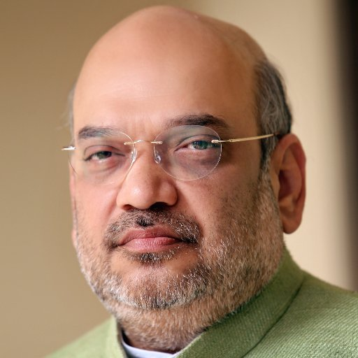 This is the official account of the Office of Shri @AmitShah | Union Home Minister and Minister of Cooperation | MP, Gandhinagar Lok Sabha||
