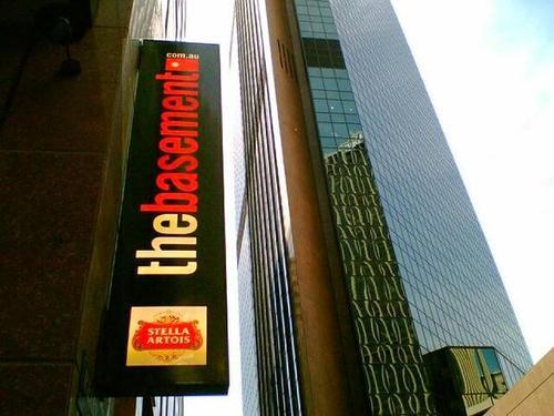 The Basement Sydney (@thebasementsyd)