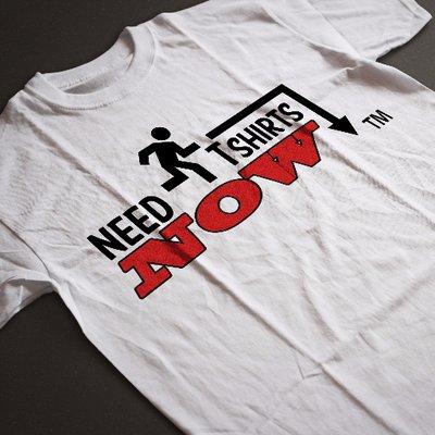 Need T shirts Now (@needtshirtsnow) Twitter profile photo