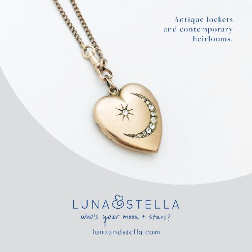 Luna stella lunaandstella twitter for Luna and stella jewelry
