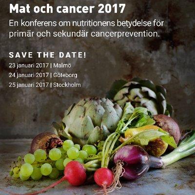mat och cancer