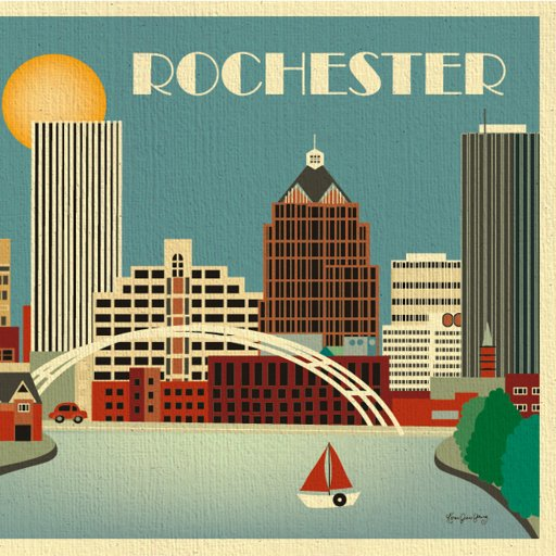 Avatar for Retweeting Rochester