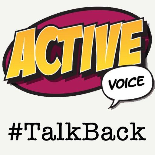 Active Voice (@ActiveSpeech) | Twitter