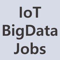 IoT BigData Jobs