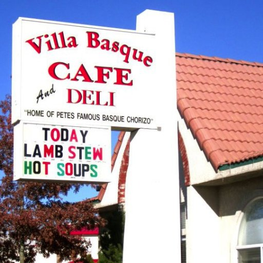 Villa Basque Cafe Carson City