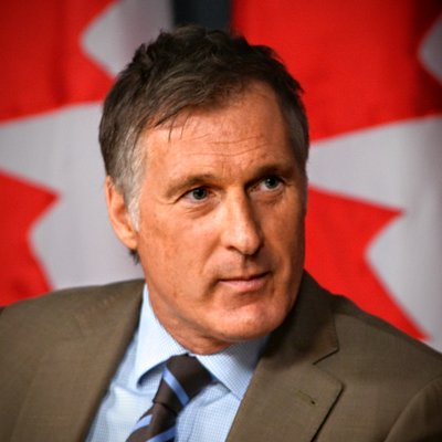 Maxime Bernier on Twitter