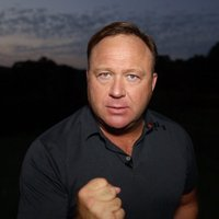 Alex Jones twitter profile