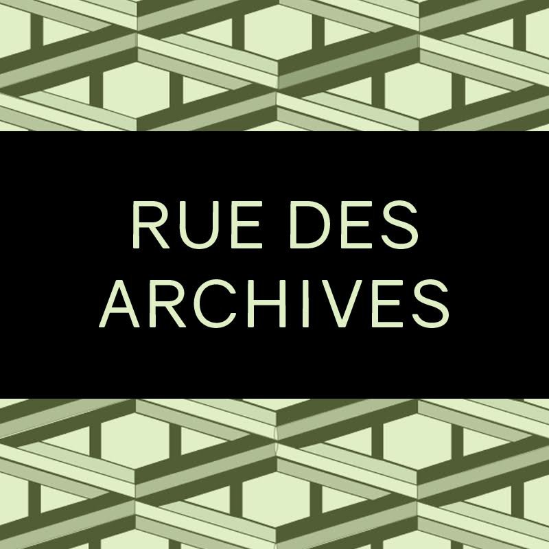 rue des archives archivescouture twitter. Black Bedroom Furniture Sets. Home Design Ideas