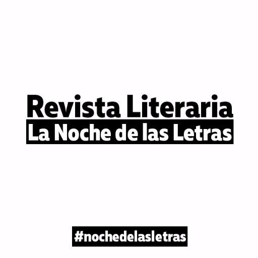 @nochedeletras