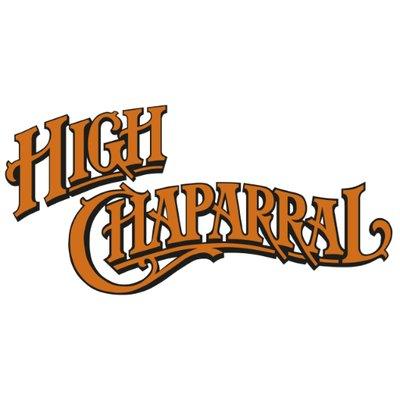 high chaparral deutsch