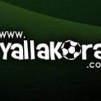 Yallakora.com twitter profile