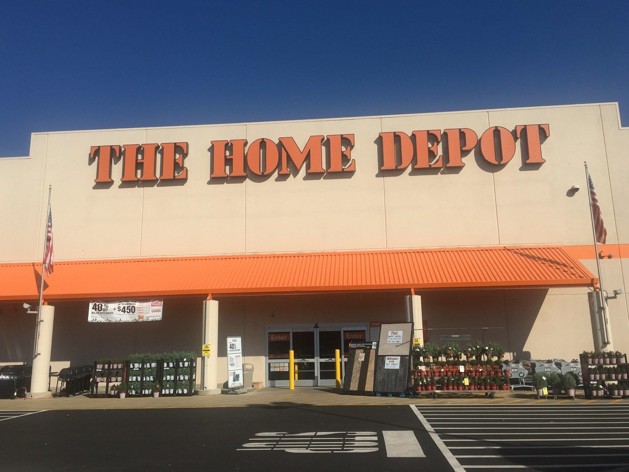 Home Depot HomeDepot