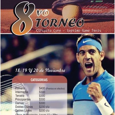 Circuito Tenis : Circuito tenis @teniscircuitocs twitter