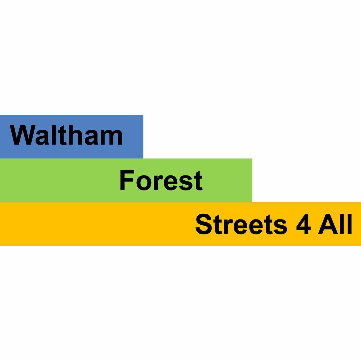 WF Streets #streetsforall