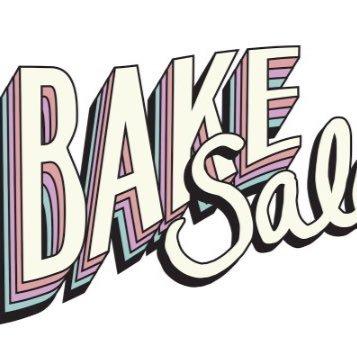 bake sale logo
