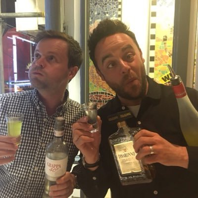 Anthony McPartlin height