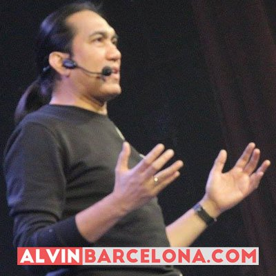 Alvin Barcelona