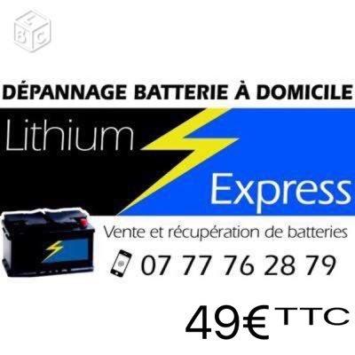 depannage batterie depannageparis1 twitter