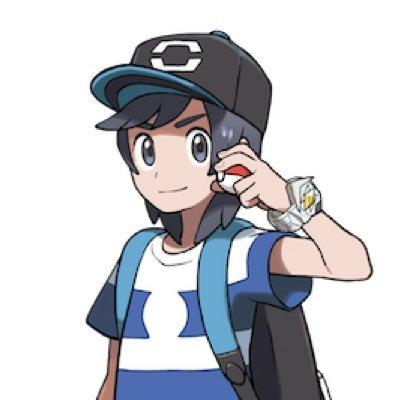 pokemon trainer sun alolansun twitter