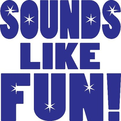 Image result for sounds like fun graphics