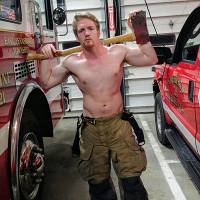 Sexy firefighter women