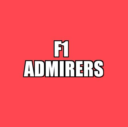 F1 Admirers