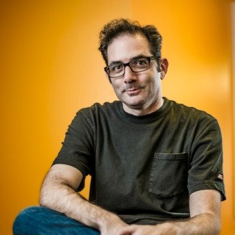 The 47-year old son of father (?) and mother(?) Jeff Kaplan in 2020 photo. Jeff Kaplan earned a  million dollar salary - leaving the net worth at  million in 2020